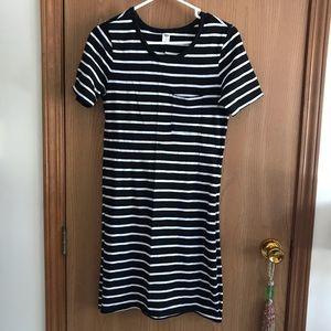 Old Navy Striped Knit Dress - Sz xs